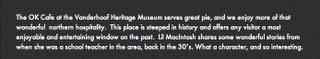 Lil MacIntosh on Simon's Blog