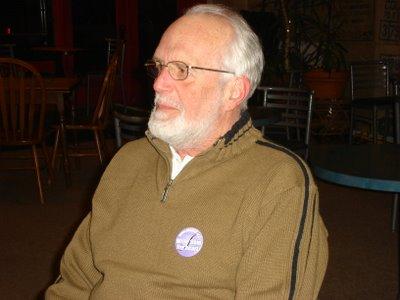 New member John Bell attends SF Creatives