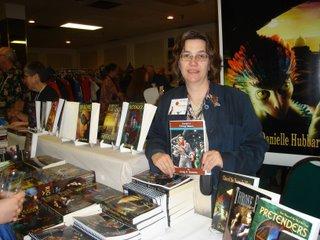Lynda Williams at VCON 33 in Oct 2008